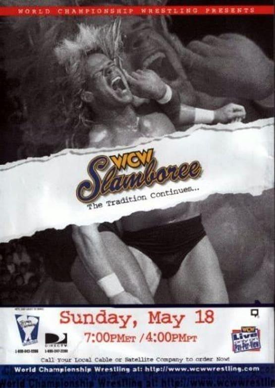 WCW Slamboree 1997