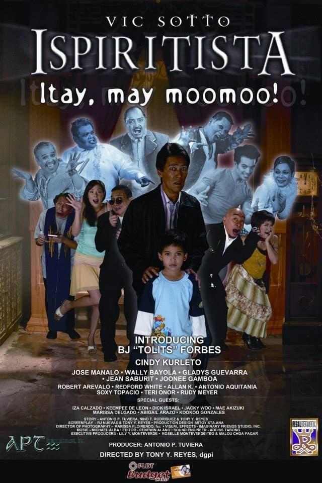Ispiritista: Itay, May Moomoo