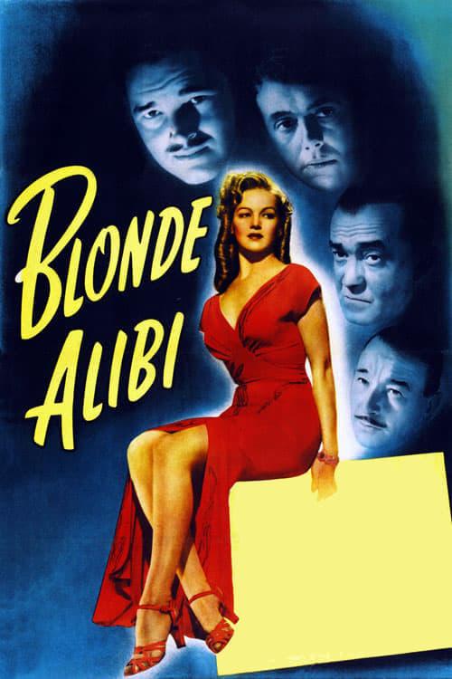 Blonde Alibi
