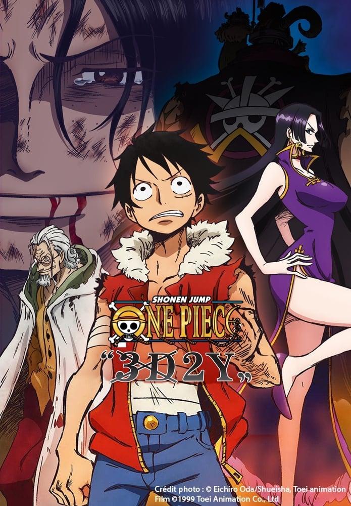"""One Piece """"3D2Y"""" Ace no Shi wo Koete! Luffy Nakama to no Chikai"""