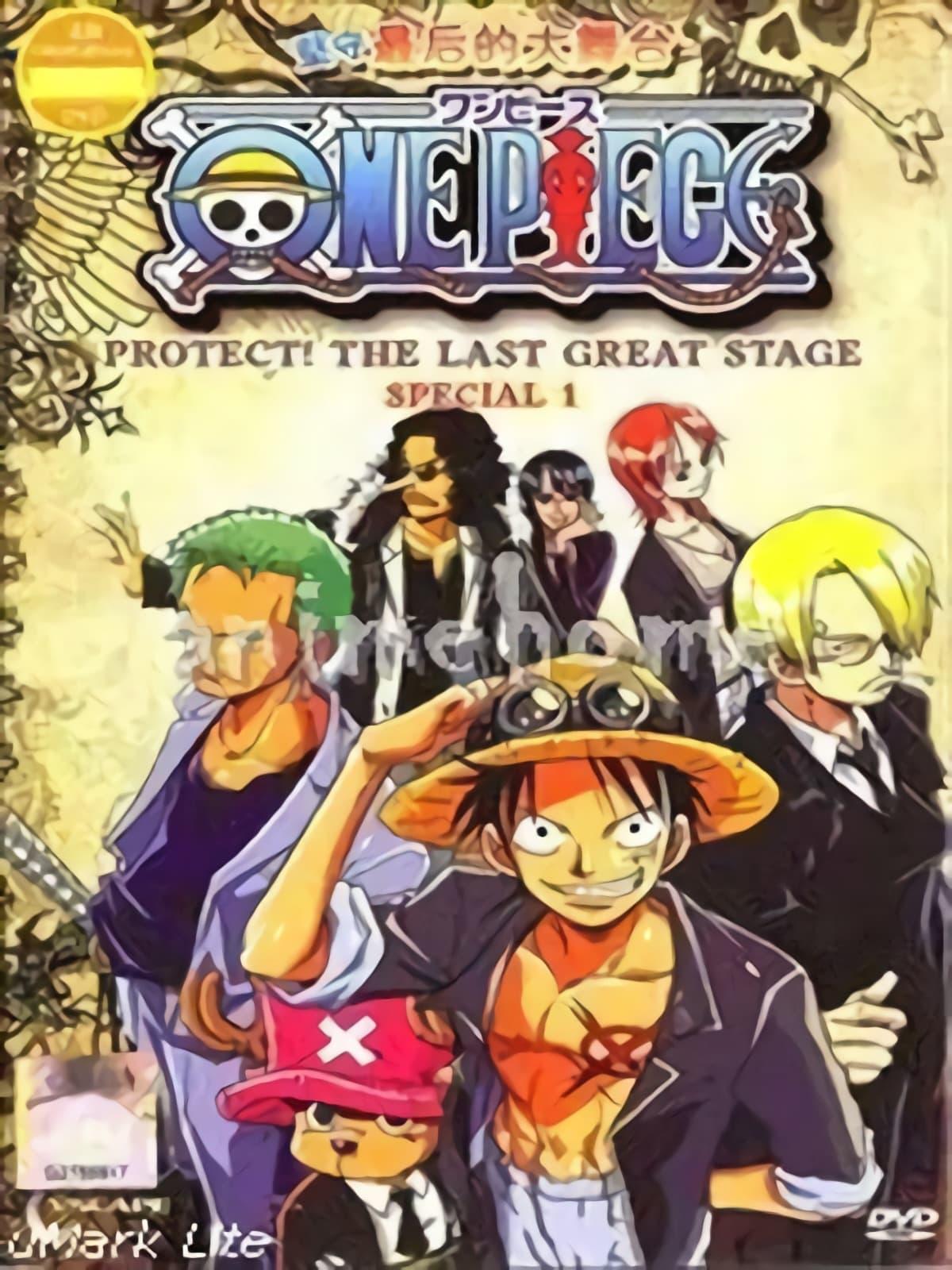 One Piece: Protejam! A Última Grande Apresentação!