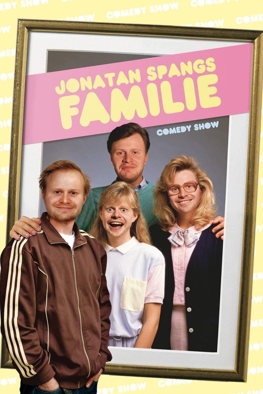 Jonatan Spangs familie