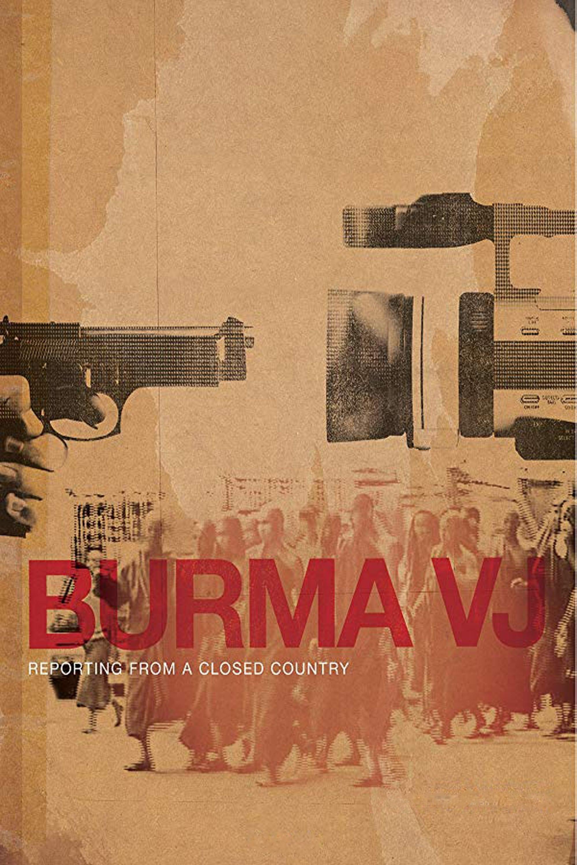 Birmania VJ: Informando desde un país cerrado