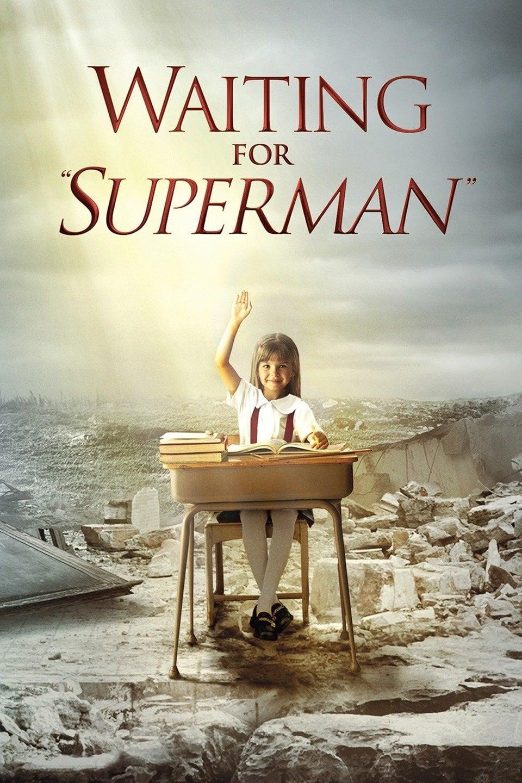 À Espera do 'Super-Homem'