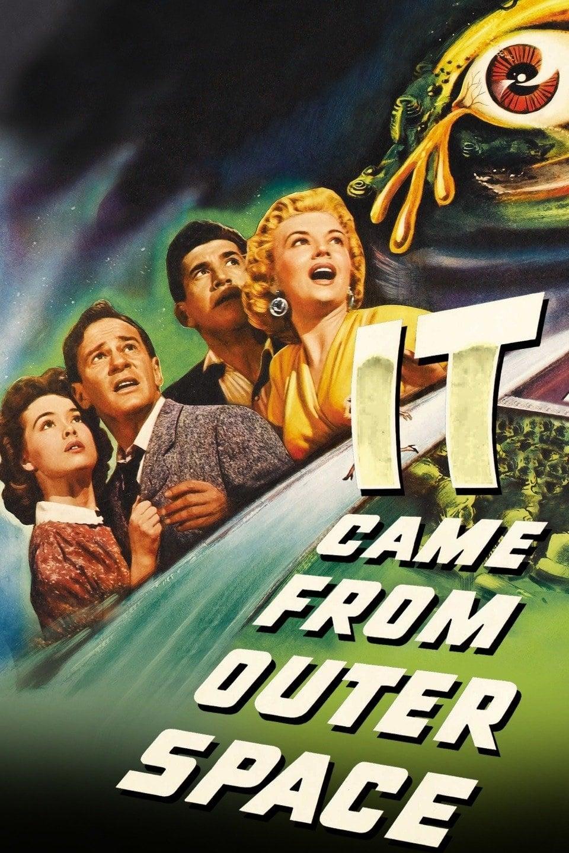 Vinieron del espacio