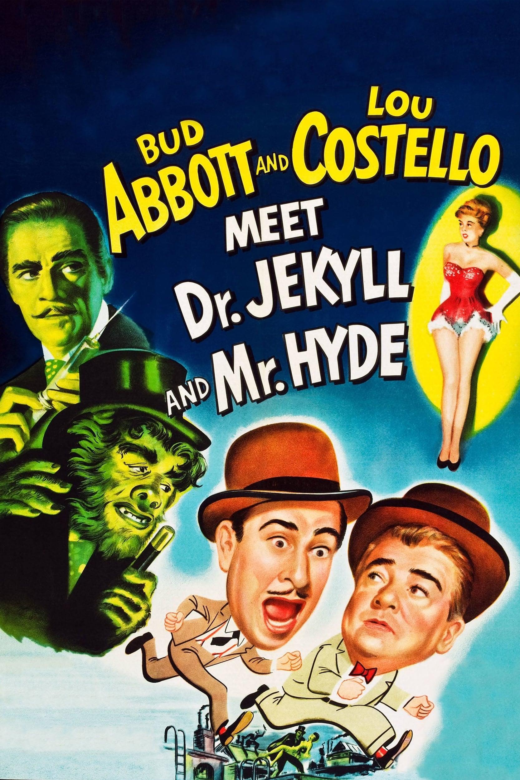 Abbott & Costello treffen Dr. Jekyll & Mr. Hyde
