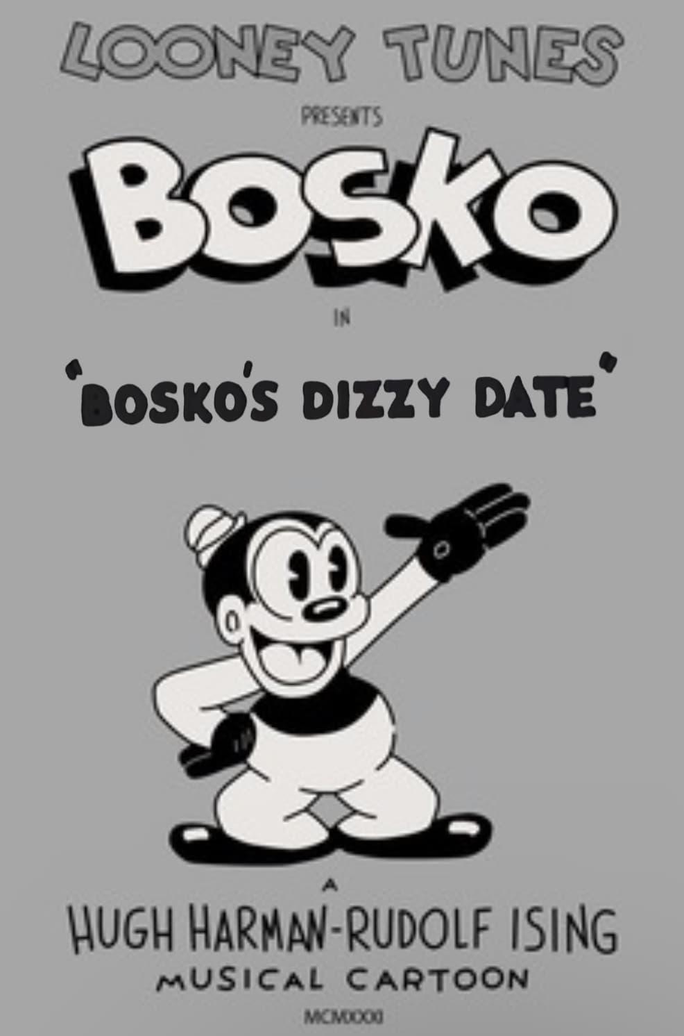 Bosko's Dizzy Date
