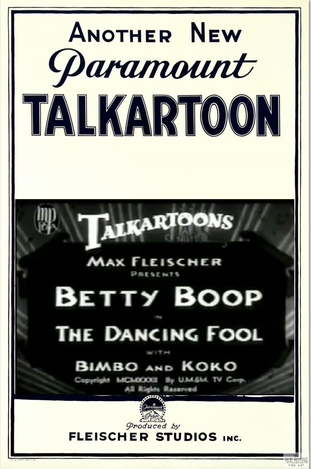 The Dancing Fool