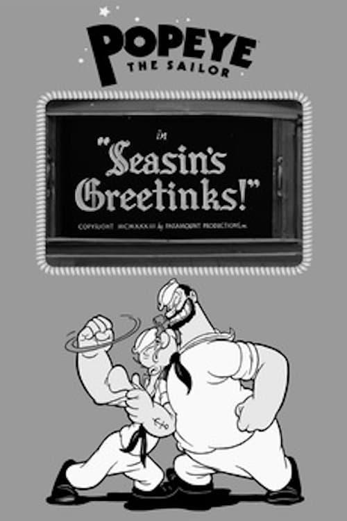 Seasin's Greetinks!