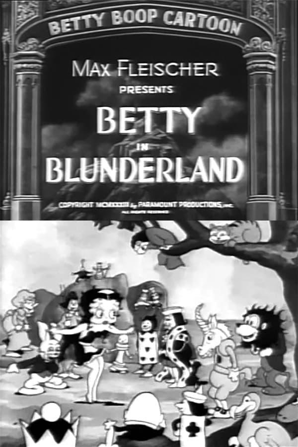 Betty in Blunderland