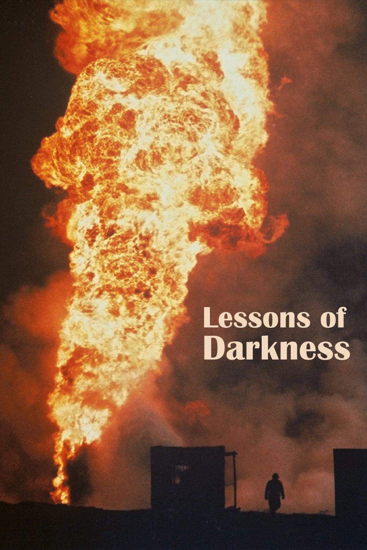 Lecciones en la oscuridad