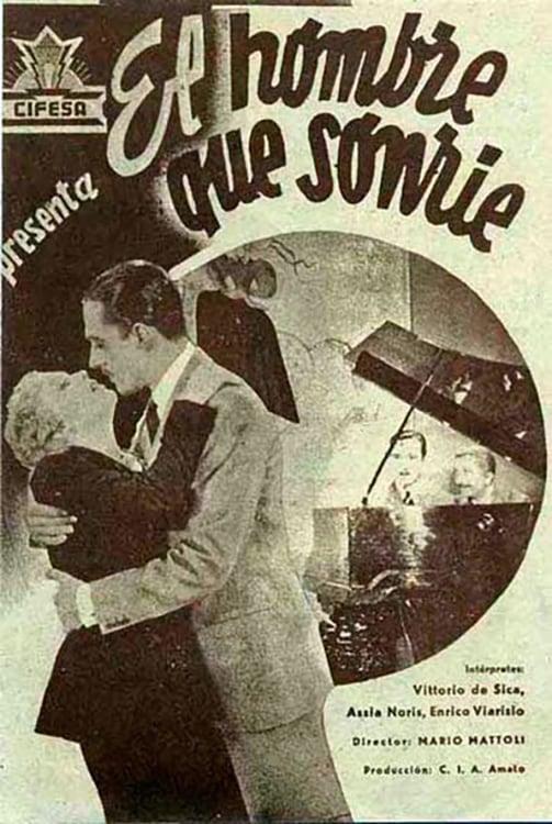 The Man Who Smiles