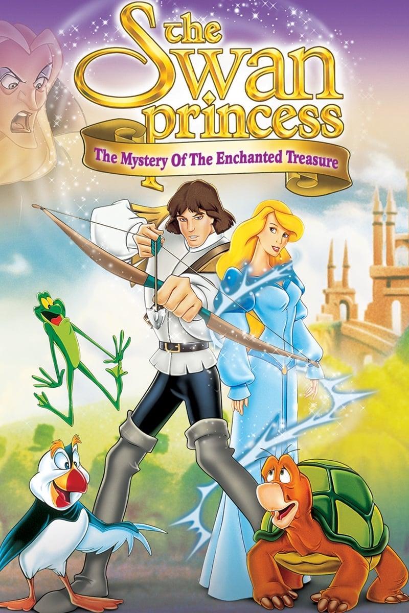 Le Cygne et la Princesse 3 : Le trésor enchanté