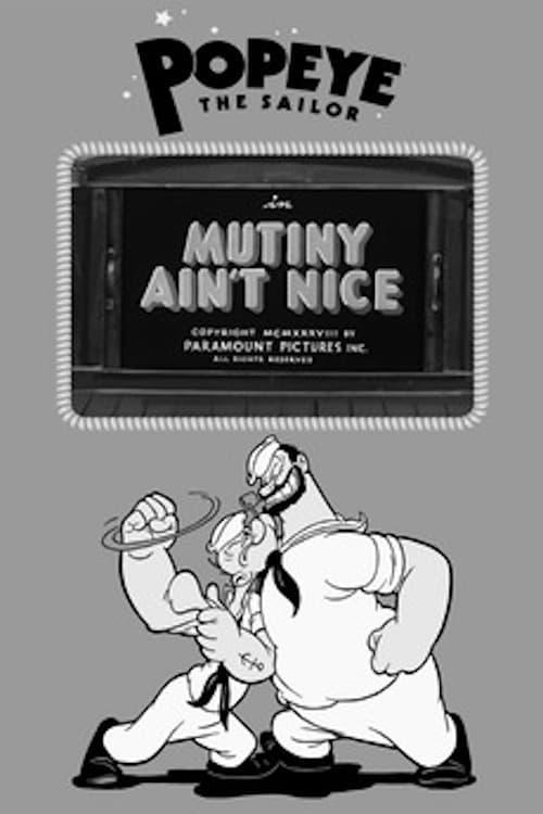 Mutiny Ain't Nice