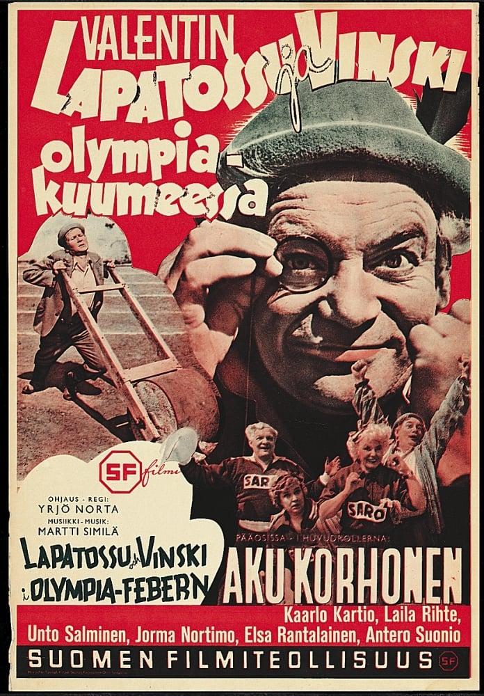 Lapatossu ja Vinski olympia-kuumeessa
