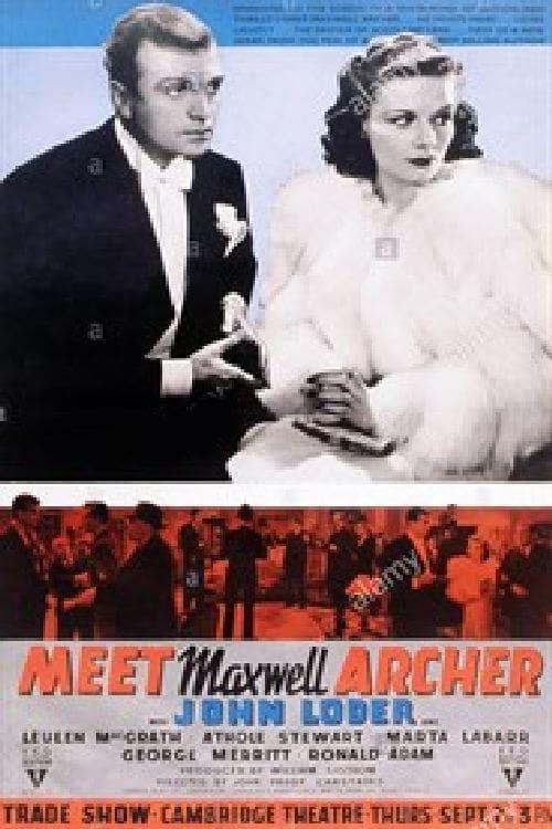 Meet Maxwell Archer