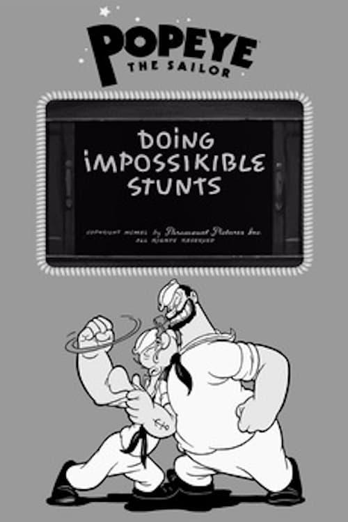 Doing Impossikible Stunts