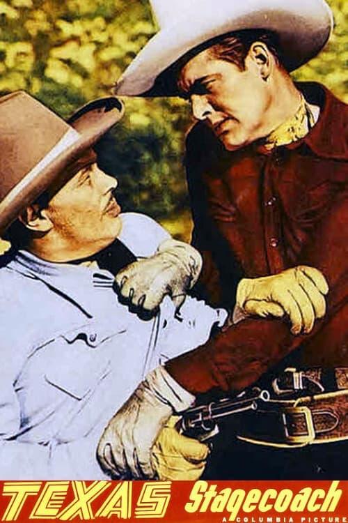 Texas Stagecoach