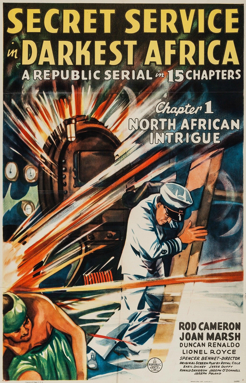 Secret Service In Darkest Africa