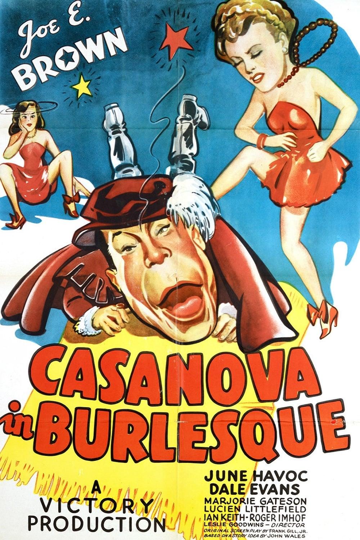Casanova in Burlesque
