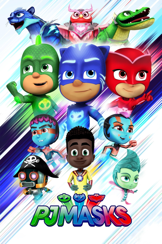 PJ Masks - Héroes en pijamas