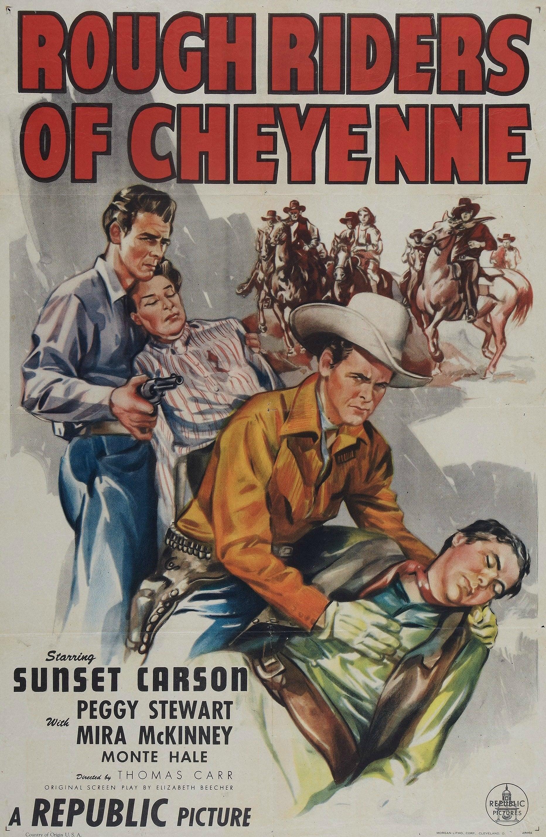 Rough Riders of Cheyenne