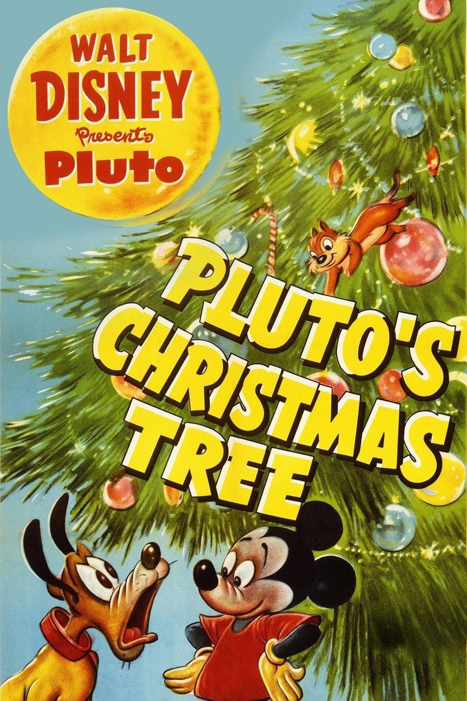 El árbol de Navidad de Pluto