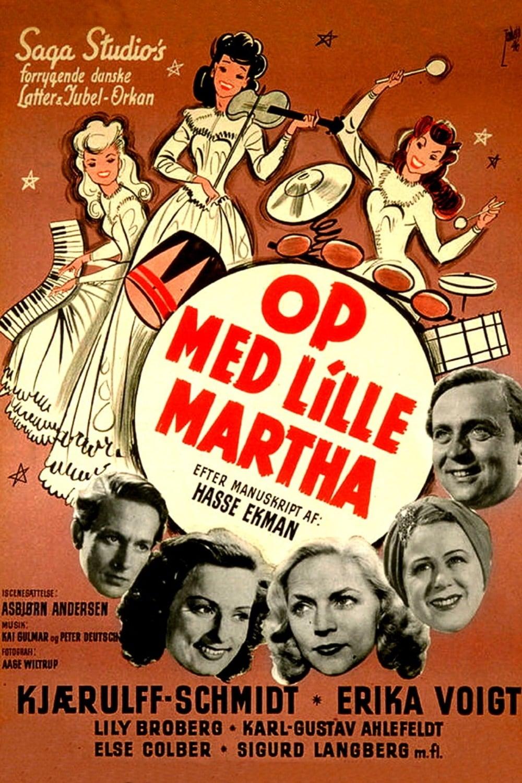 Op med lille Martha