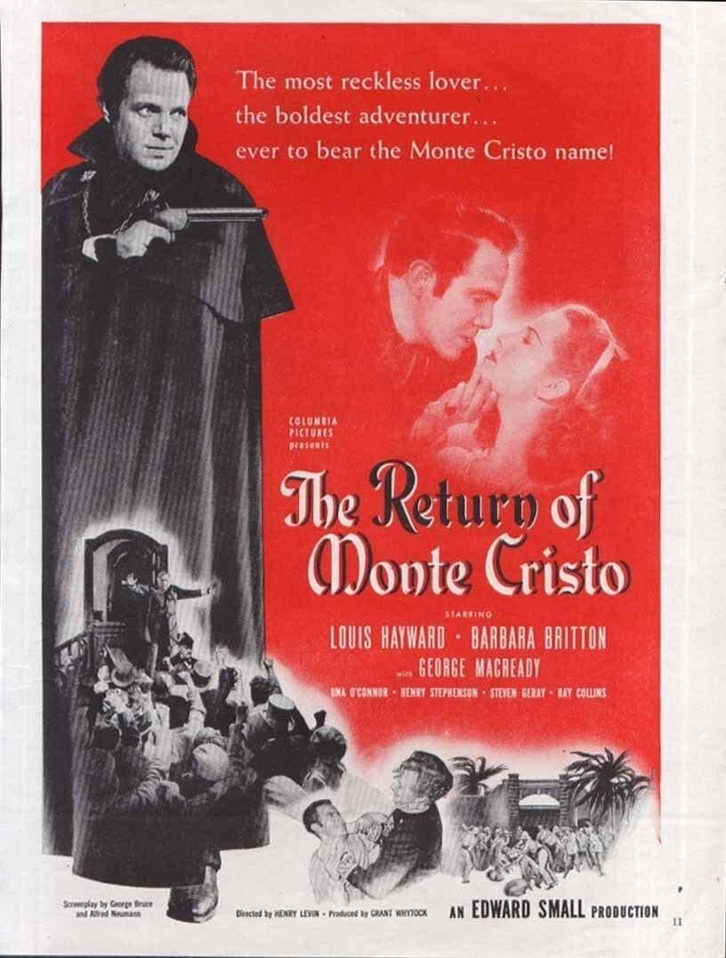 The Return of Monte Cristo