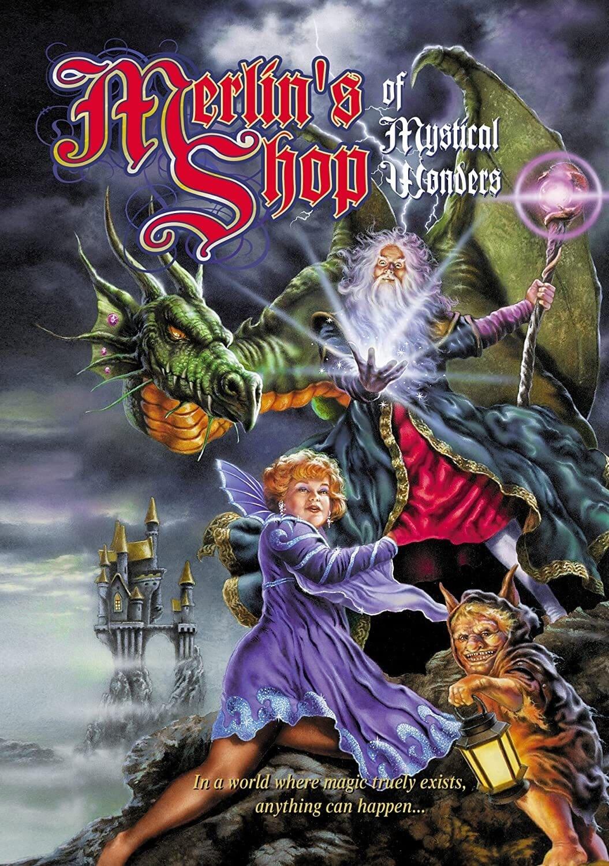 El regreso del Mago Merlín