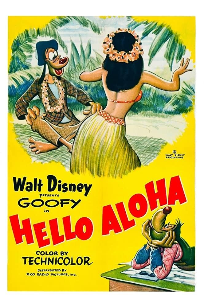 Hello, Aloha