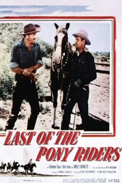 Last of the Pony Riders