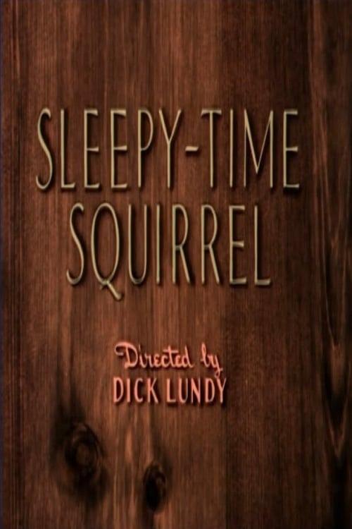Sleepy-Time Squirrel