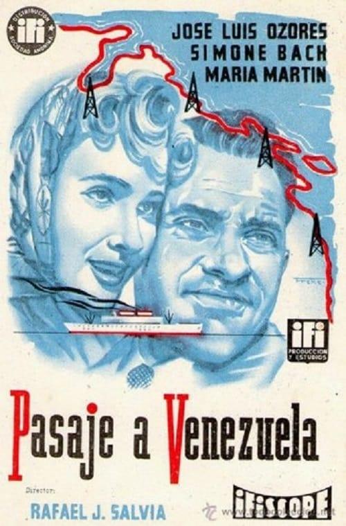 Pasaje a Venezuela