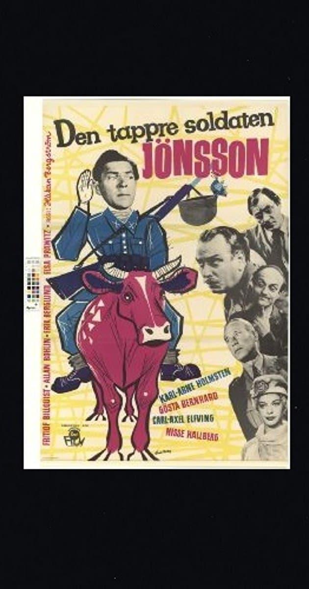 Den tappre soldaten Jönsson