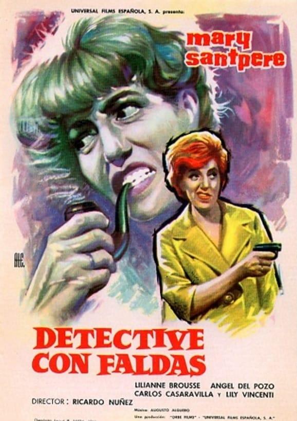 Detective con faldas