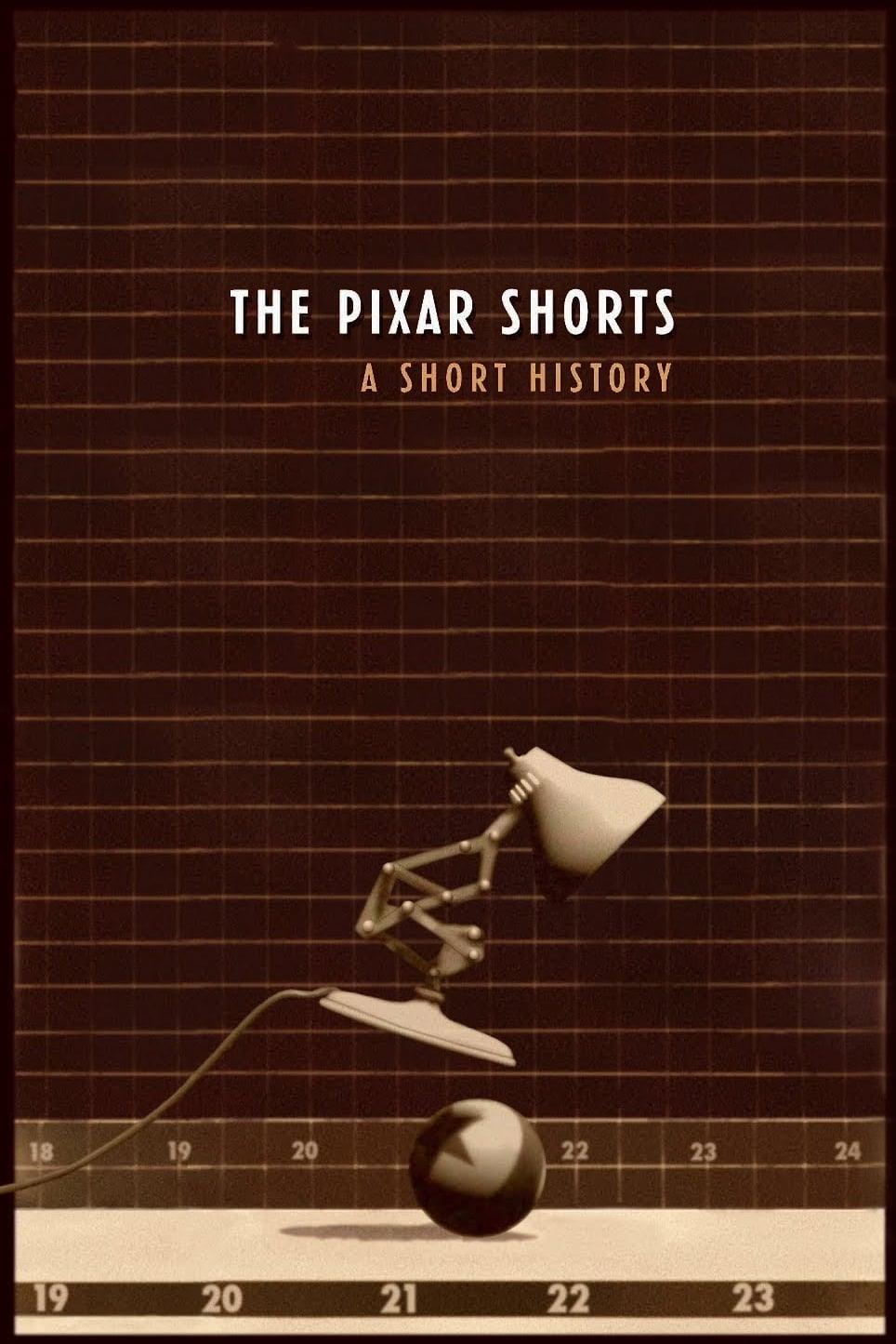 Los cortos de Pixar: Una pequeña historia