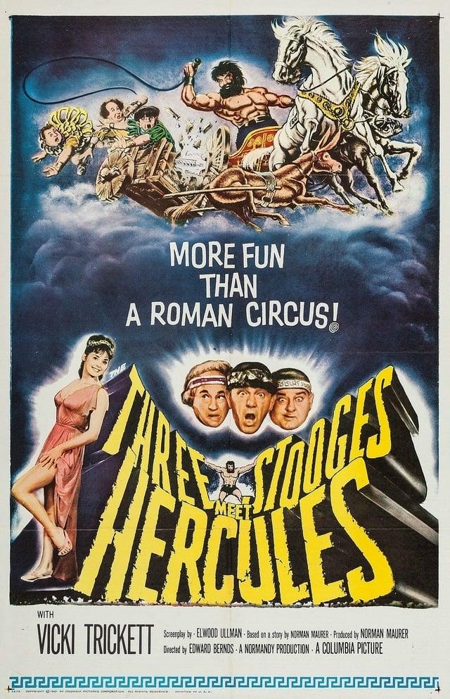 Los tres chiflados contra Hércules