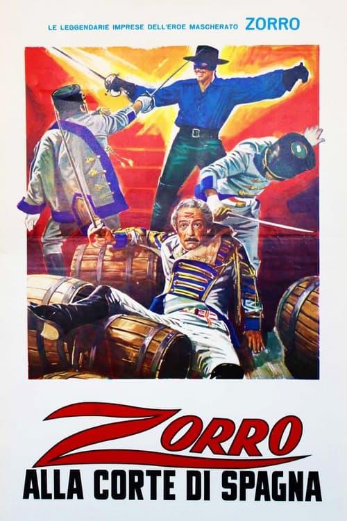 Zorros Heimkehr und Rache