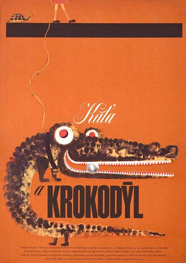 Katya and the Crocodile