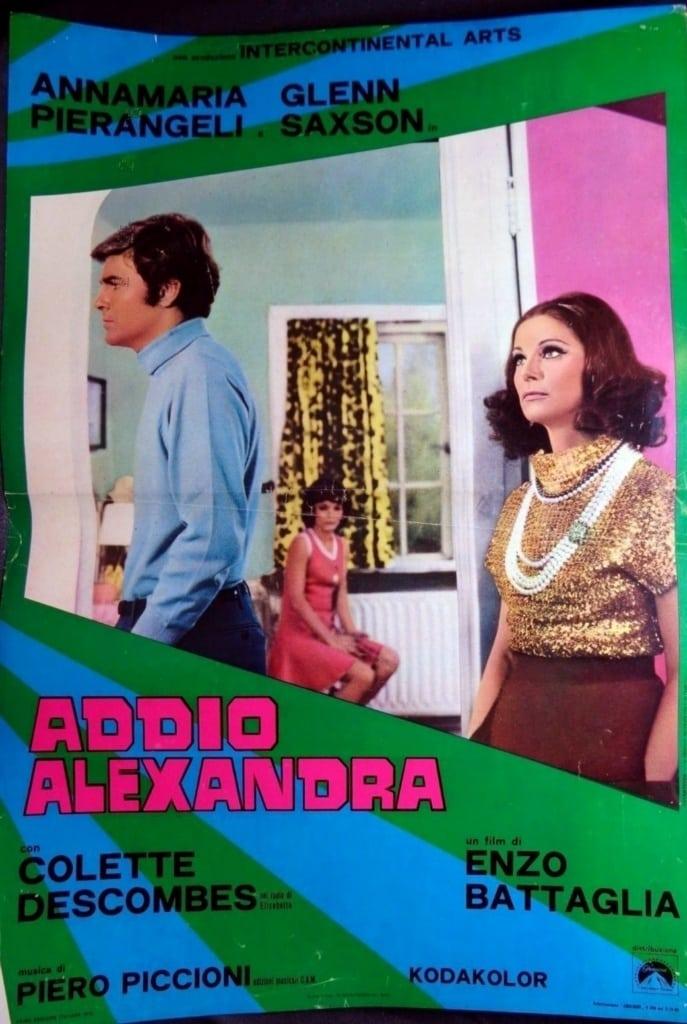 Addio Alexandra