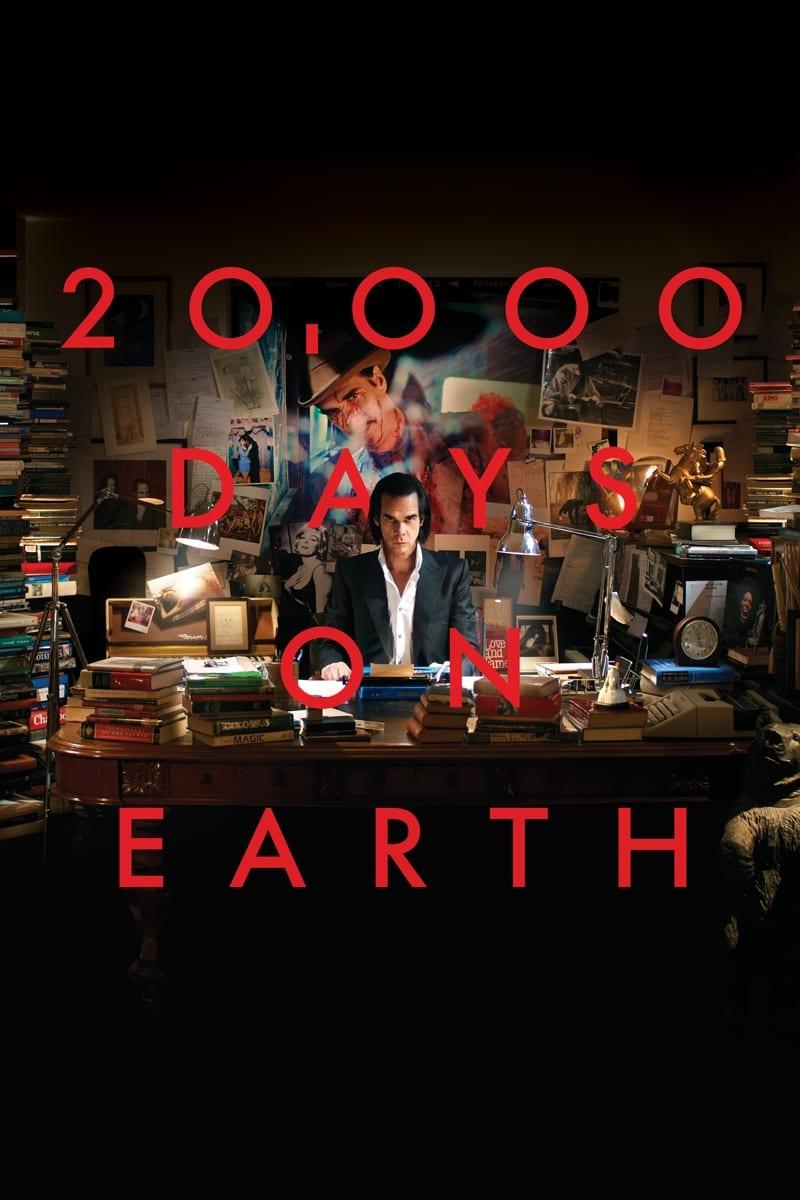 Nick Cave: 20.000 Dias na Terra