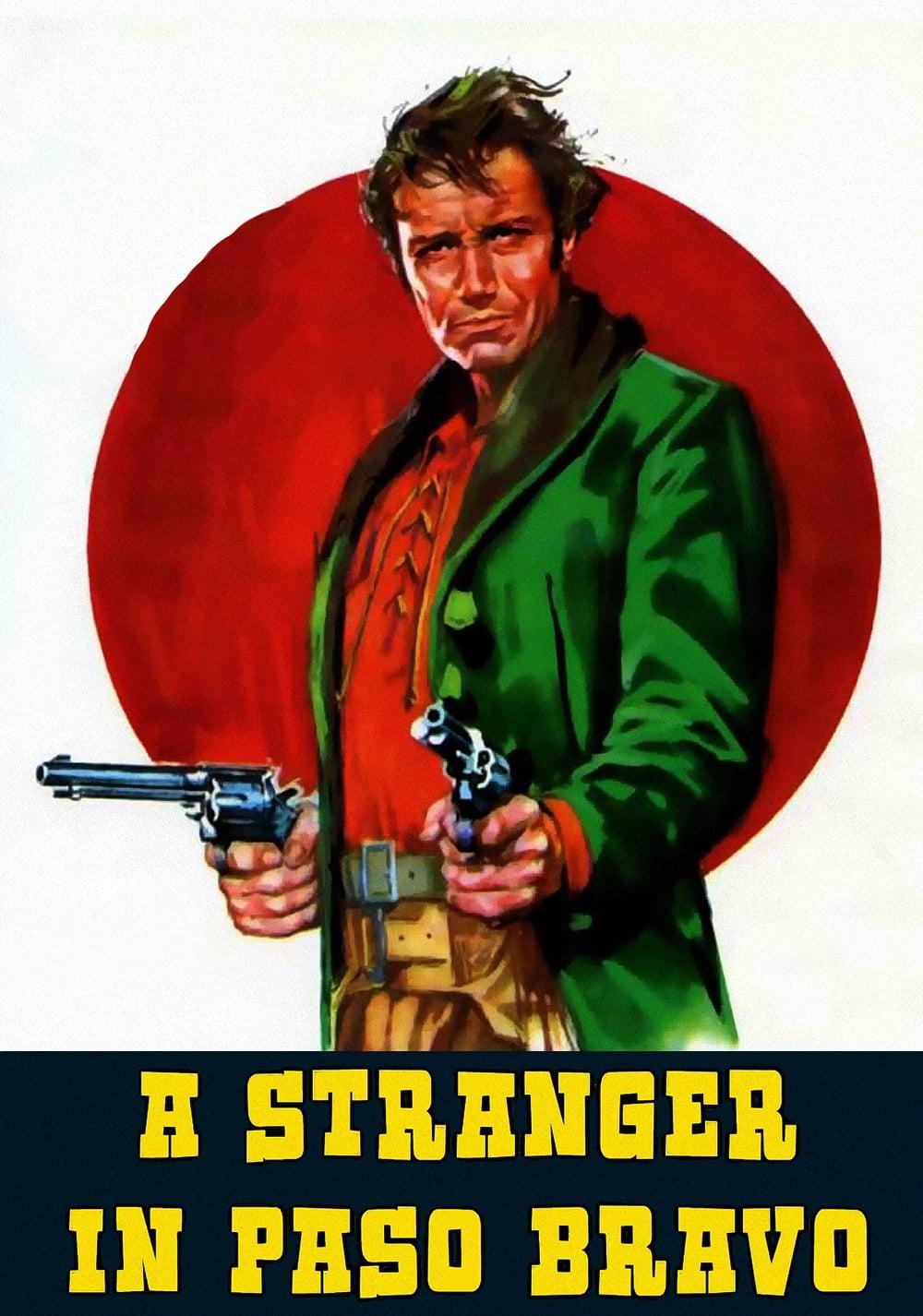 Le pistolero de Paso Bravo