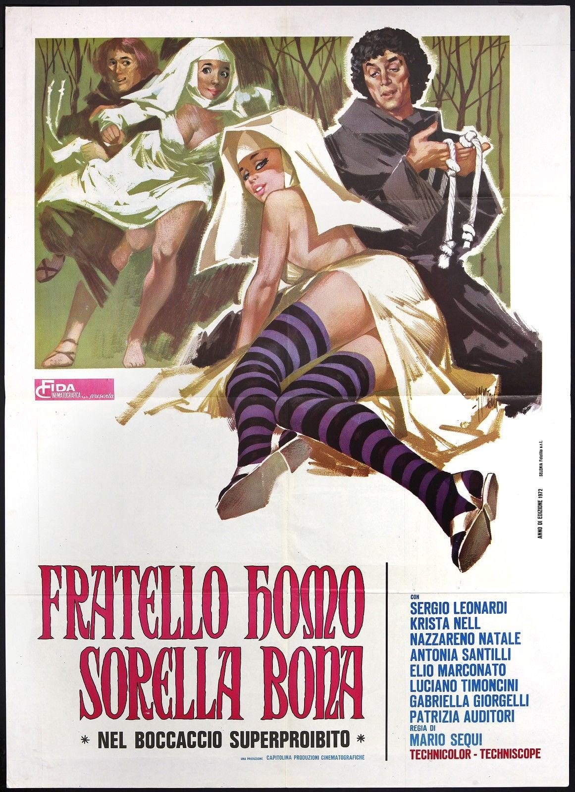 Die lüsternen Nonnen des Boccaccio