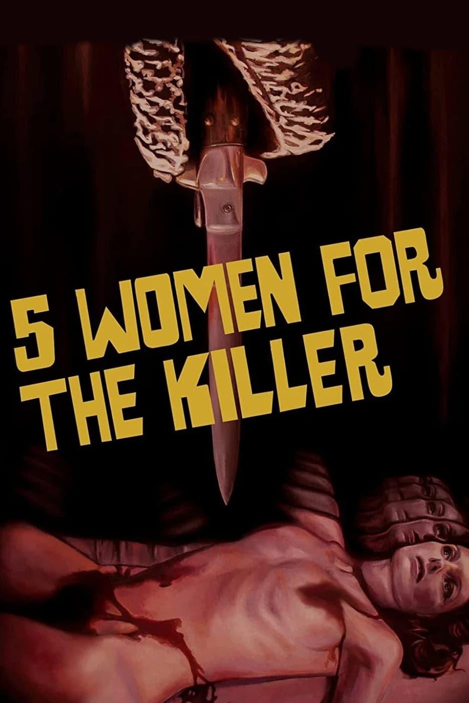 Five Women for the Killer