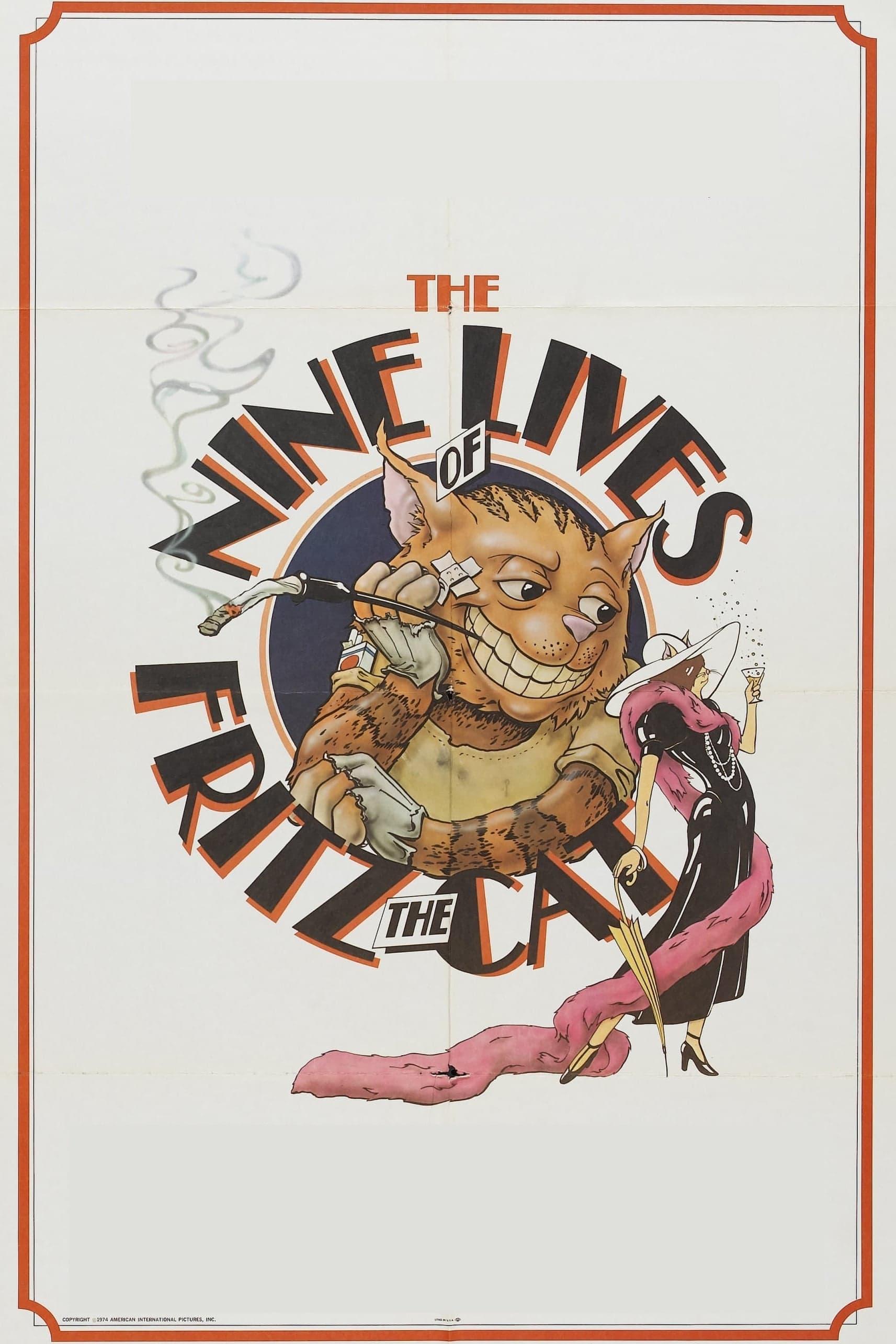 As Nove Vidas do Gato Fritz
