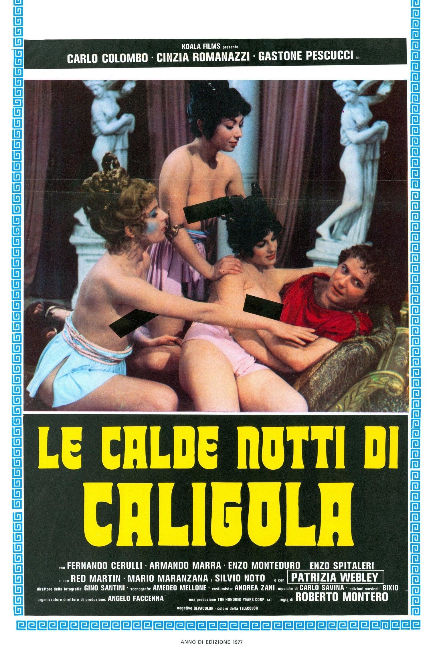 Las calientes noches de Caligula