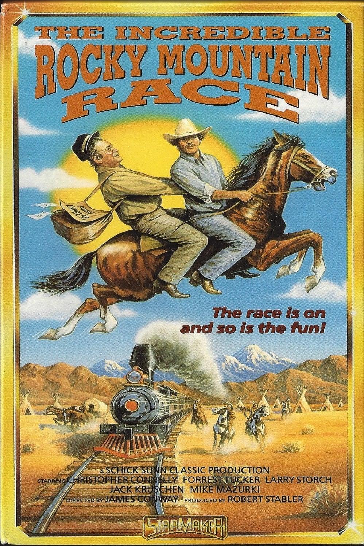 Incredible Rocky Mountain Race