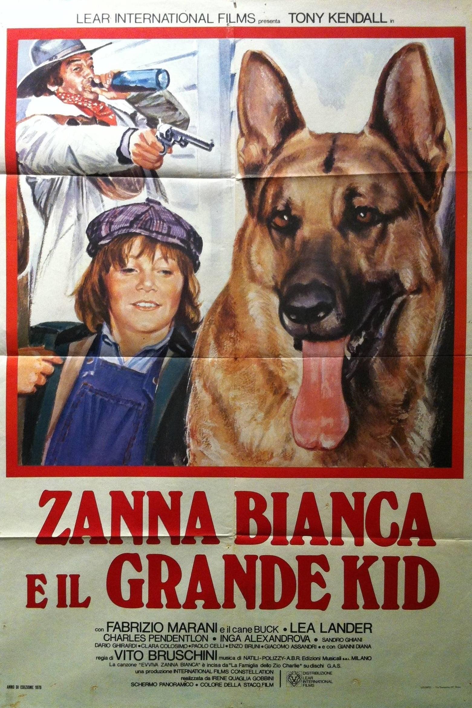 Colmillo Blanco y Kid