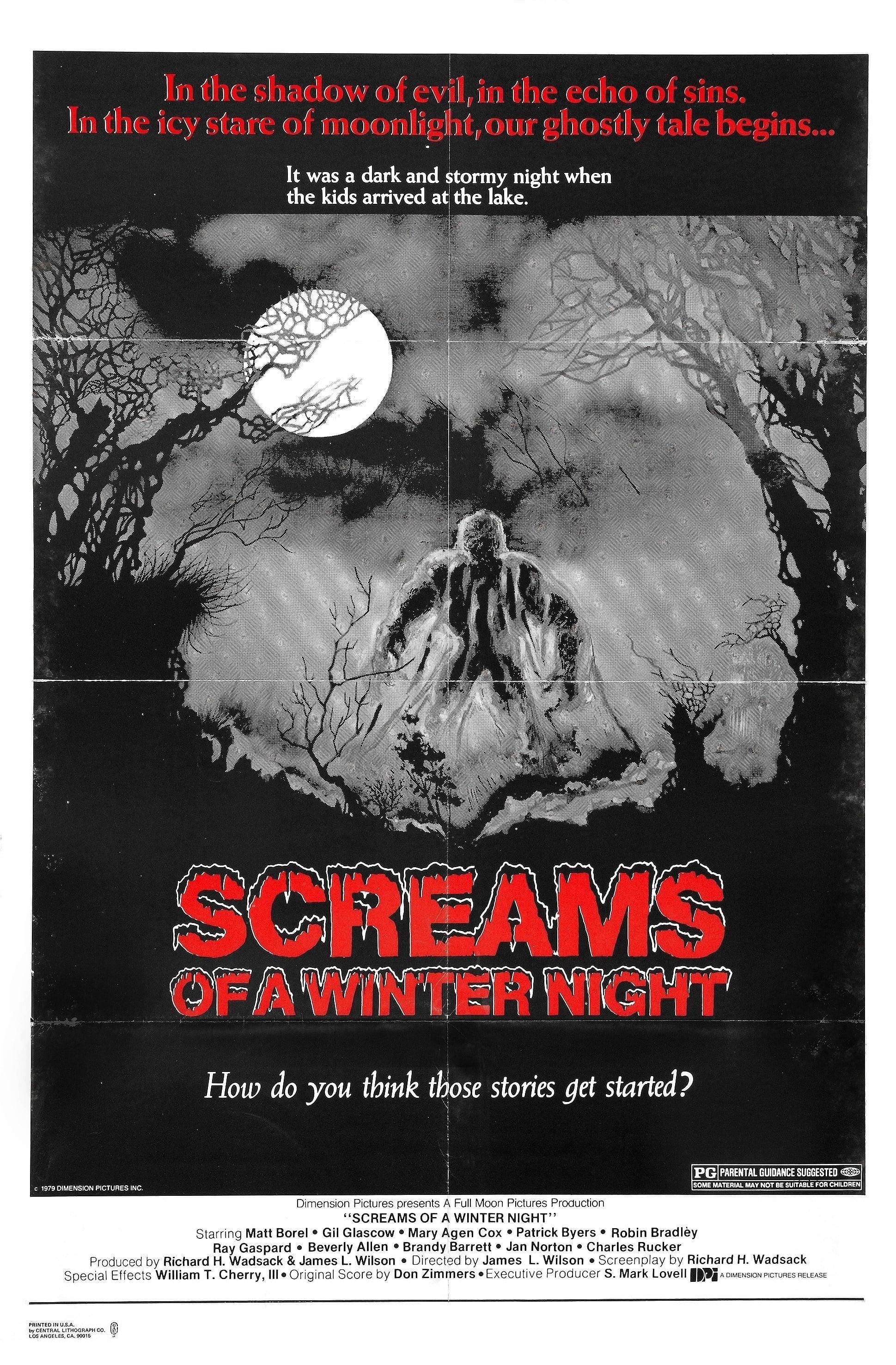 Screams of a Winter Night